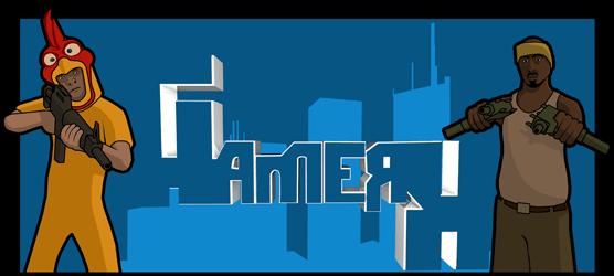 GamerX Server